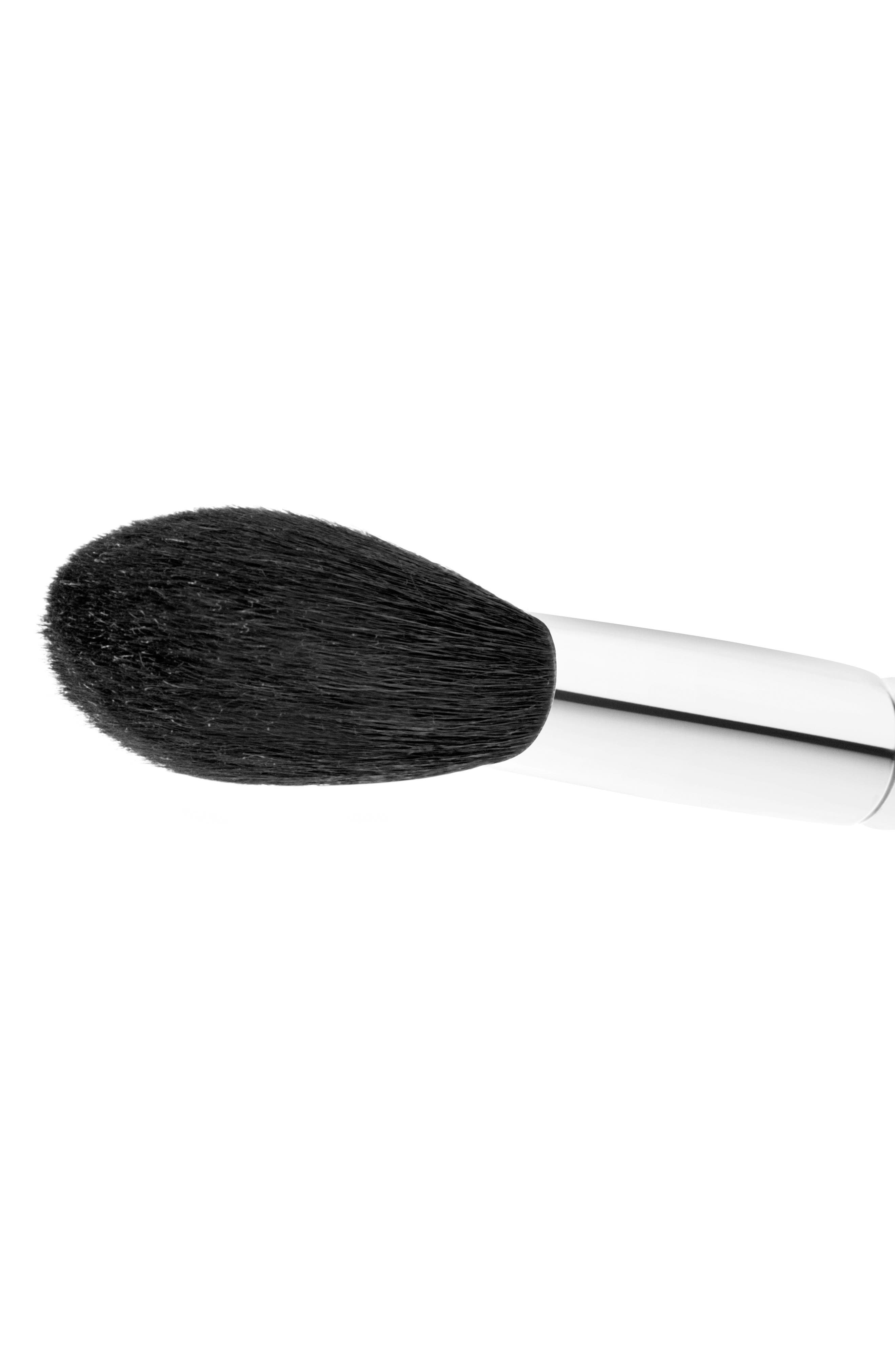 MAC COSMETICS, MAC 150S Synthetic Large Powder Brush, Alternate thumbnail 2, color, NO COLOR