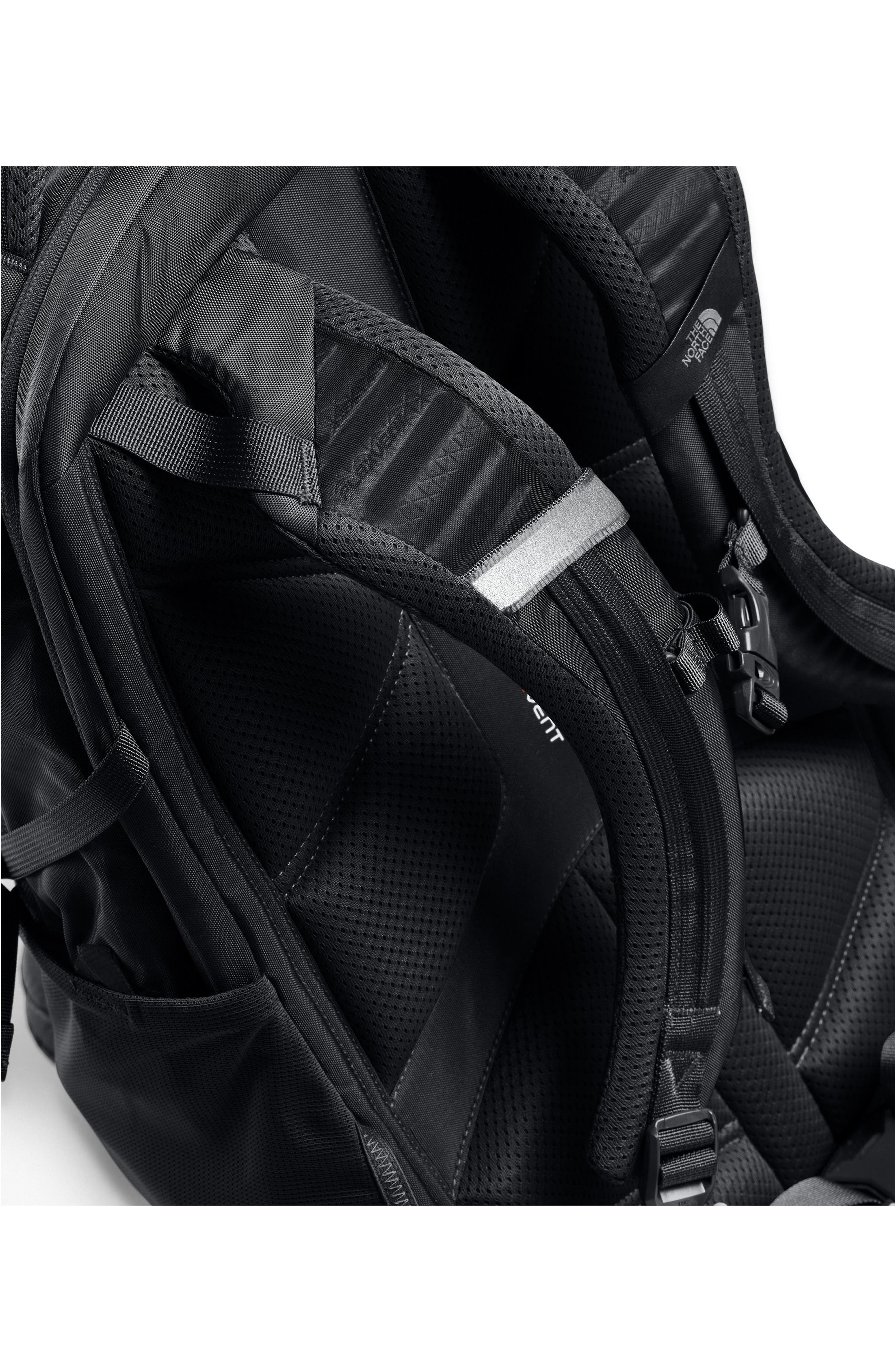 THE NORTH FACE, Recon Backpack, Alternate thumbnail 7, color, TNF BLACK