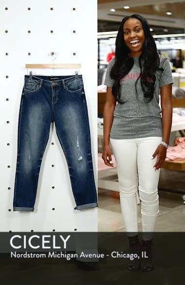 Ripped Girlfriend Jeans, sales video thumbnail