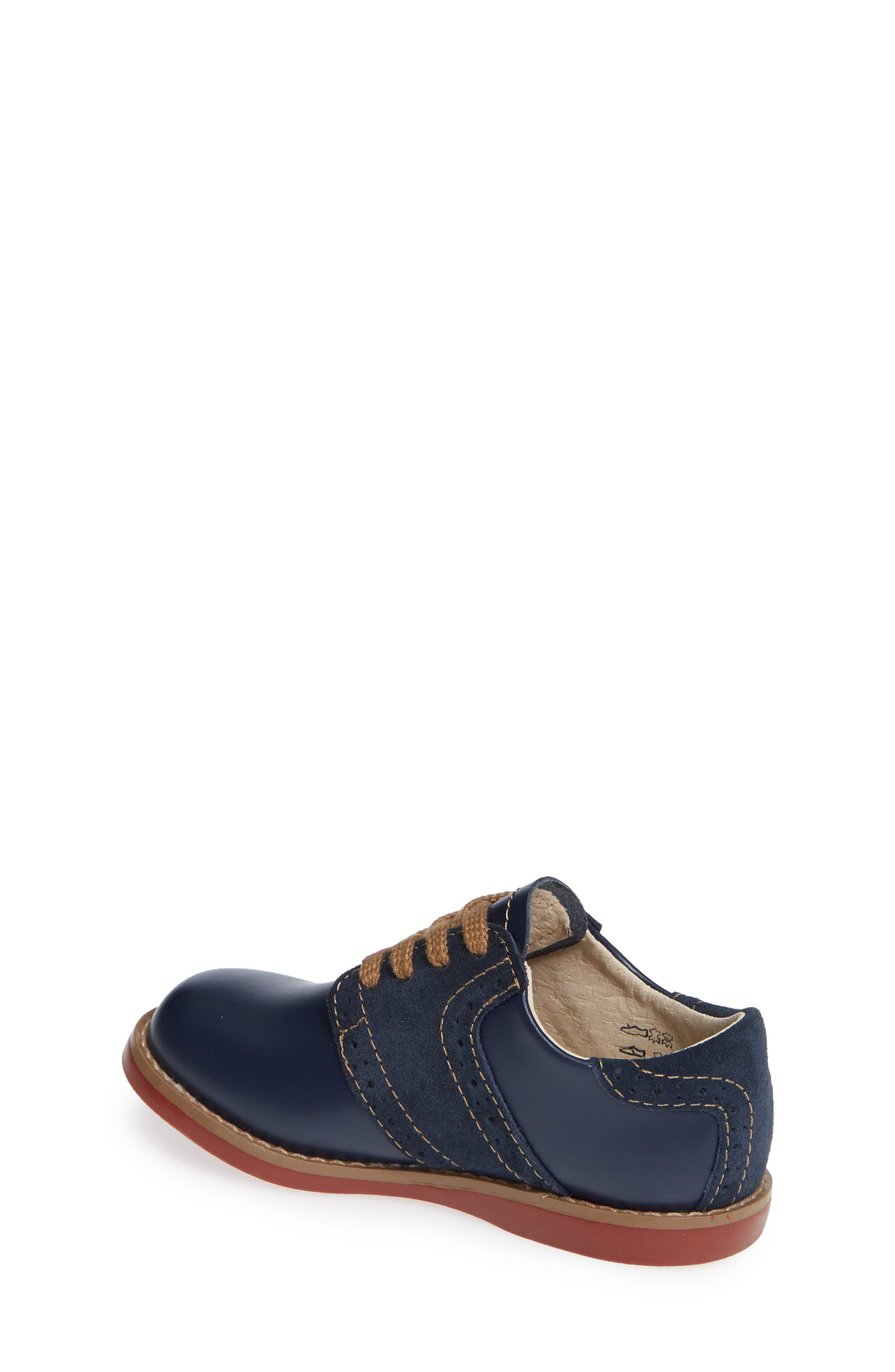 FOOTMATES, Connor Oxford, Alternate thumbnail 2, color, ROYAL/ BLUE