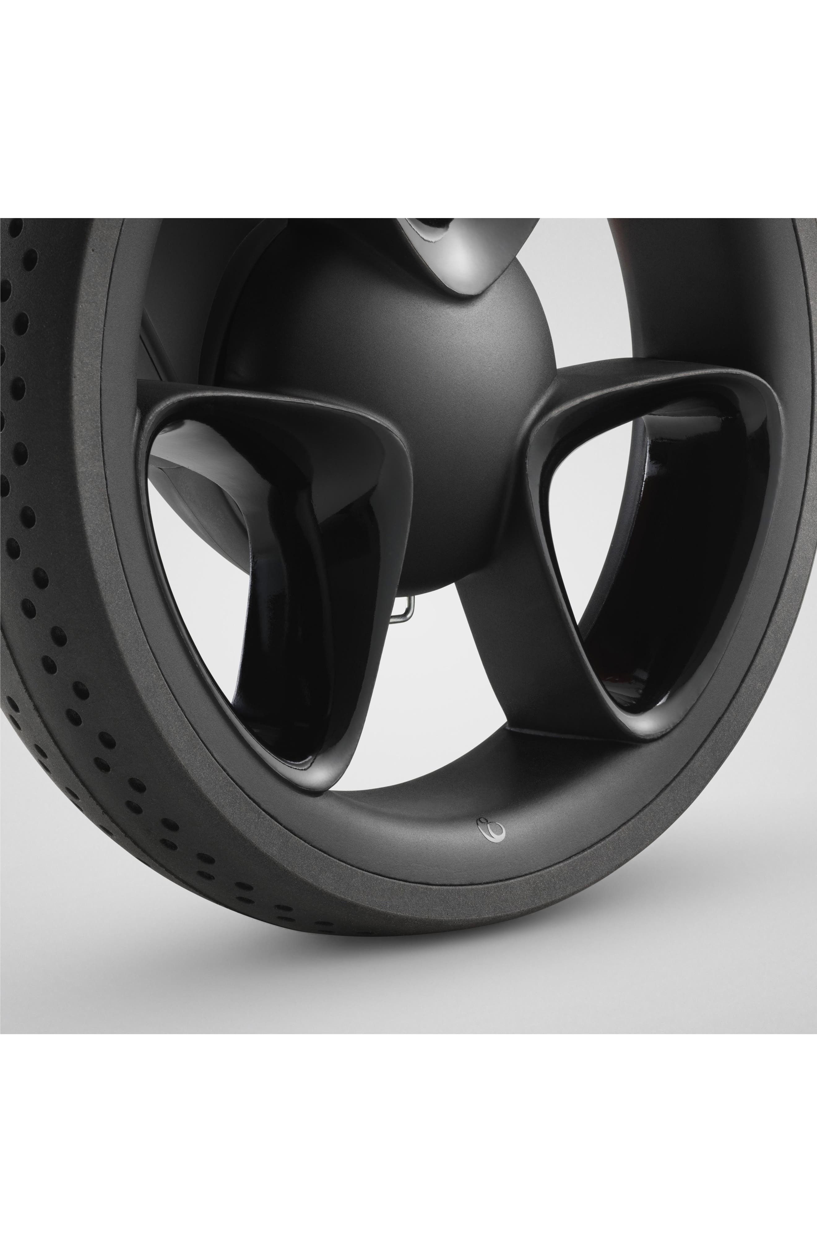 STOKKE, Xplory<sup>®</sup> Wheels, Alternate thumbnail 3, color, BLACK