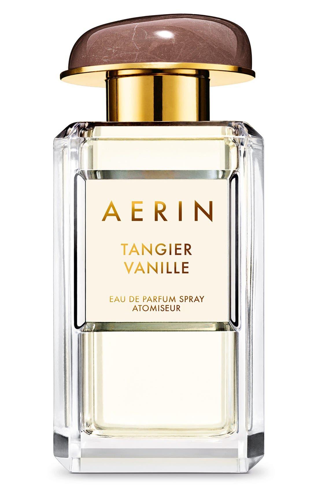 ESTÉE LAUDER, AERIN Beauty Tangier Vanille Eau de Parfum Spray, Main thumbnail 1, color, NO COLOR