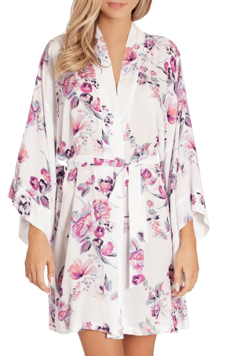 In Bloom By Jonquil Tops FLORAL WRAP