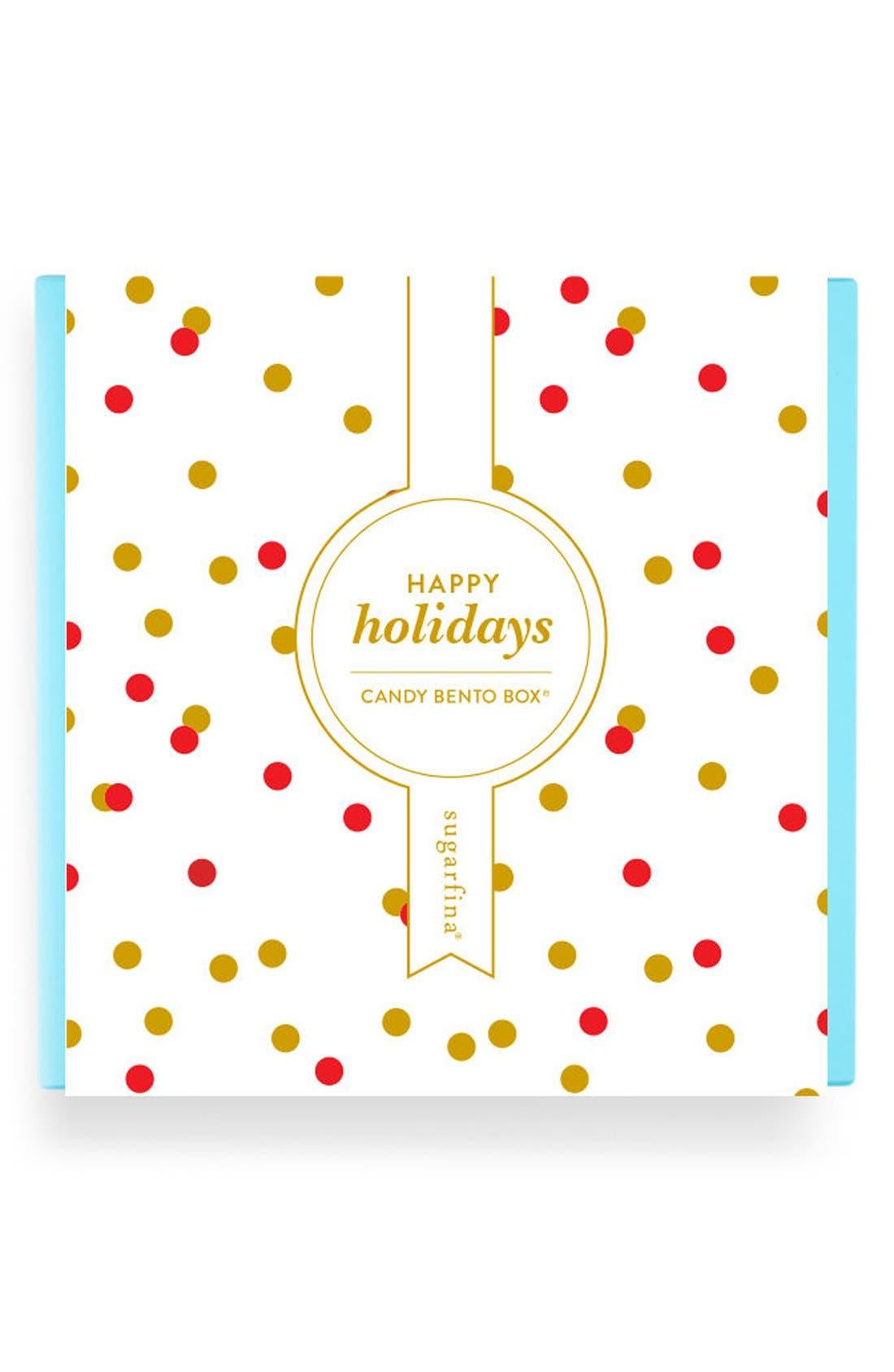 SUGARFINA, Happy Holidays Candy Bento Box, Alternate thumbnail 2, color, 100