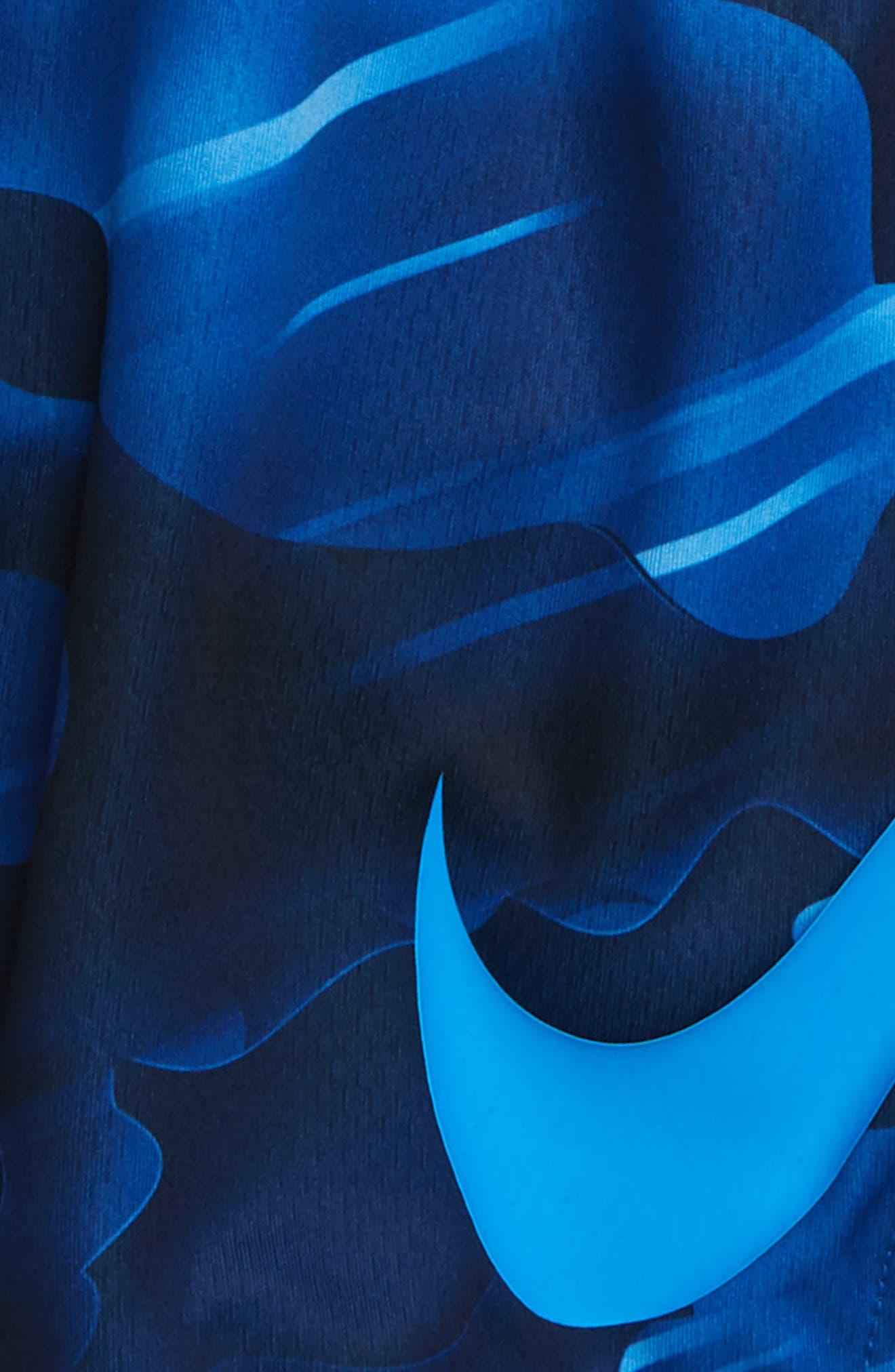 NIKE, Dry Standard Fit Sport Shorts, Alternate thumbnail 2, color, GAME ROYAL/ BLUE HERO