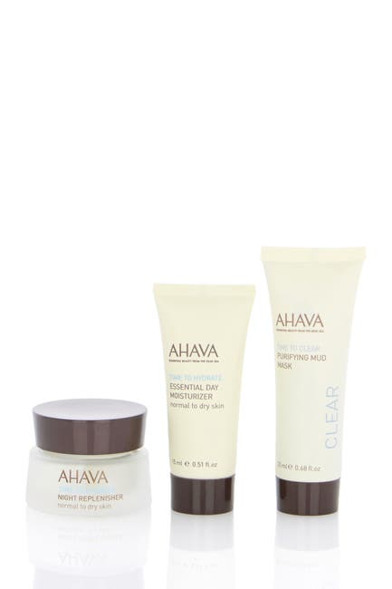 Image of AHAVA Naturally Beautiful Hydrated Trio Set