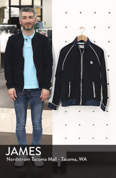 Applied Track Jacket, sales video thumbnail