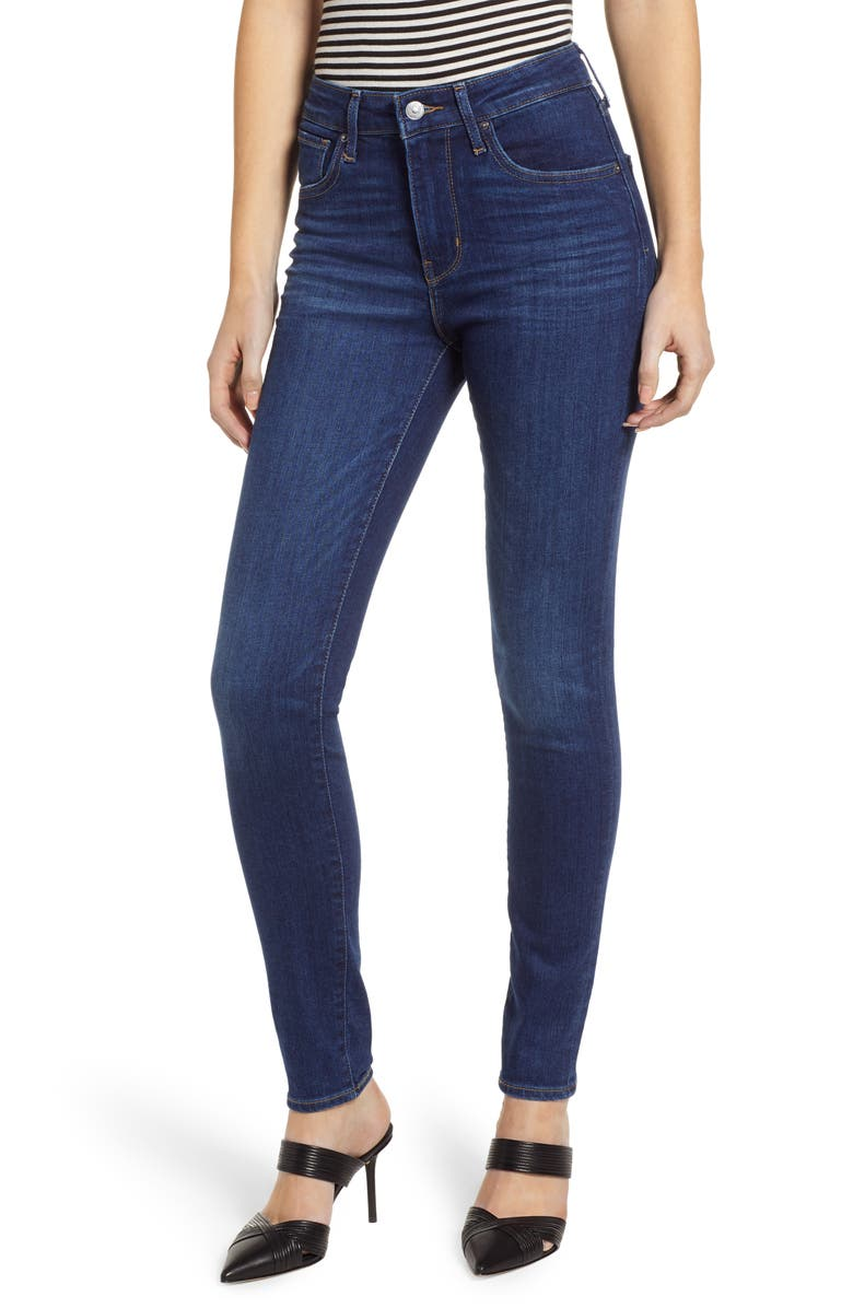 LEVI'S<SUP>®</SUP> 721<sup>™</sup> High Waist Skinny Jeans, Main, color, AND THEN SOME