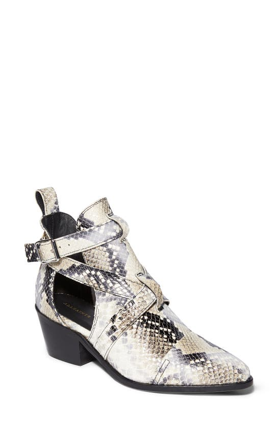 Allsaints DARCY POINTED TOE BOOTIE