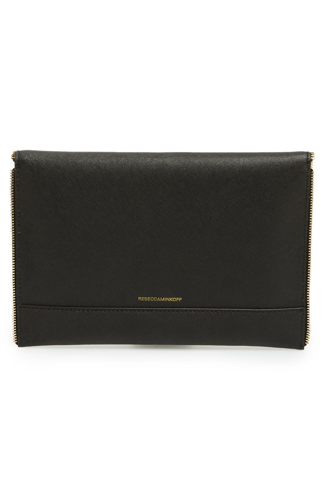 ,                             Leo Envelope Clutch,                             Alternate thumbnail 89, color,                             001