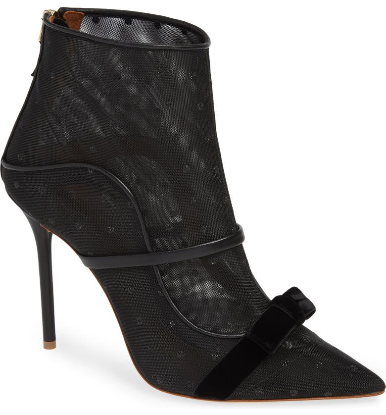 MALONE SOULIERS Claudia Bootie, Main, color, 001