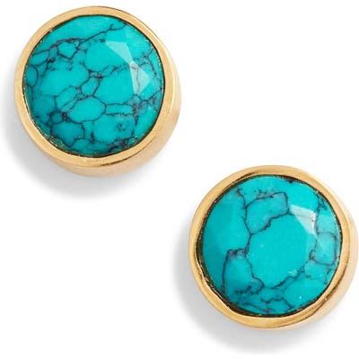 Dean Davidson Knockout Turquoise Stud Earrings