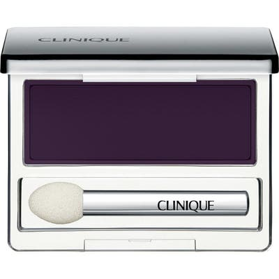 Clinique All About Shadow(TM) Single Matte Eyeshadow - Graphite