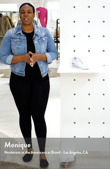 Carly Low Top Sneaker, sales video thumbnail