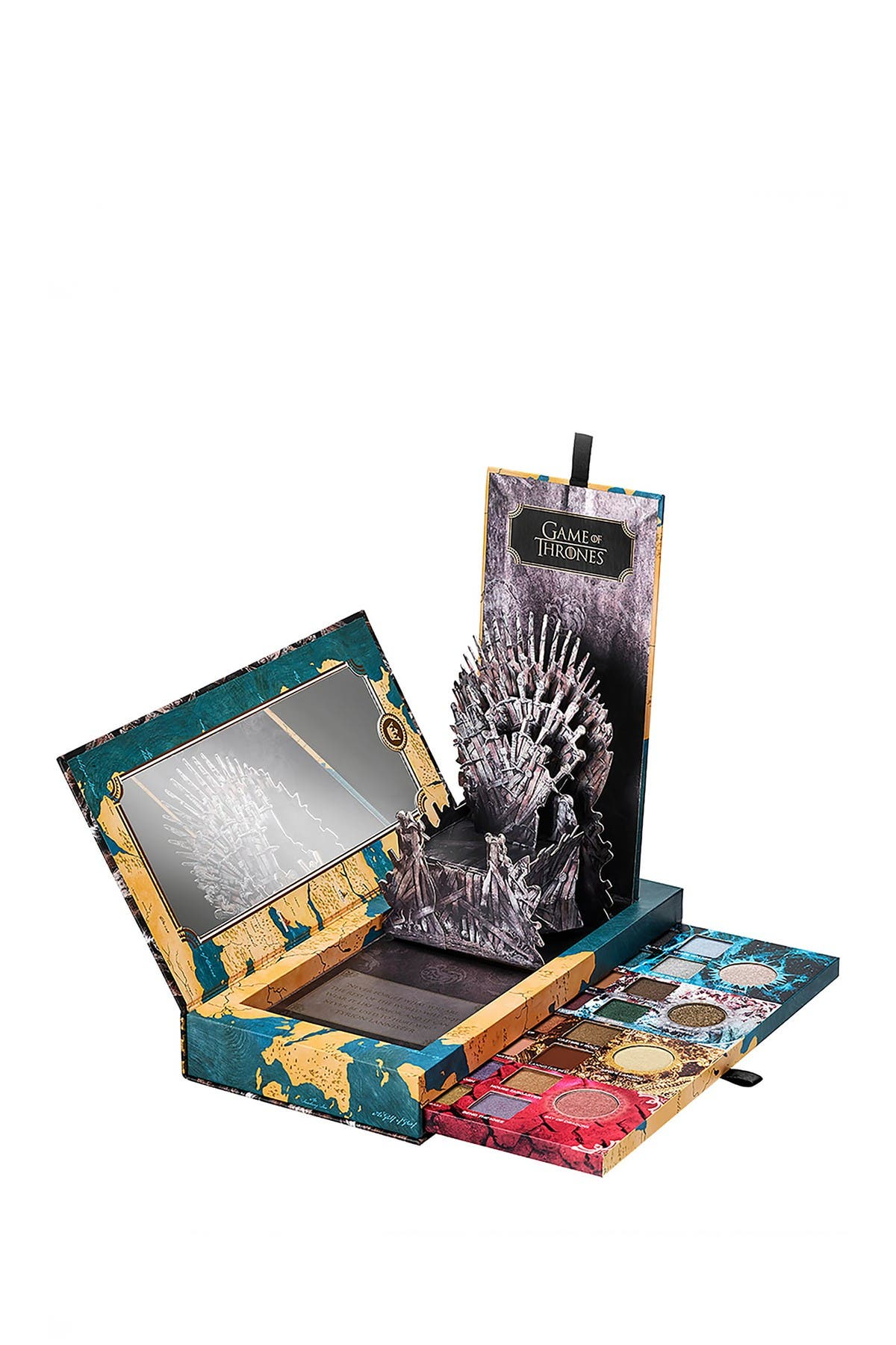 Image of Urban Decay Game of Thrones Eyeshadow Palette