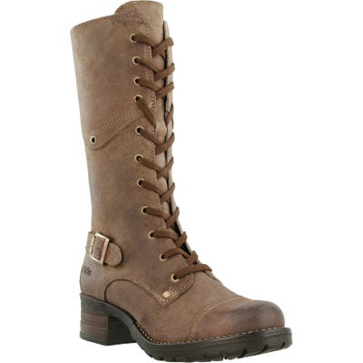 Taos Crave Tall Boot, Beige