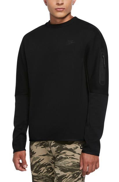 Nike SPORTSWEAR TECH FLEECE CREWNECK SWEATSHIRT