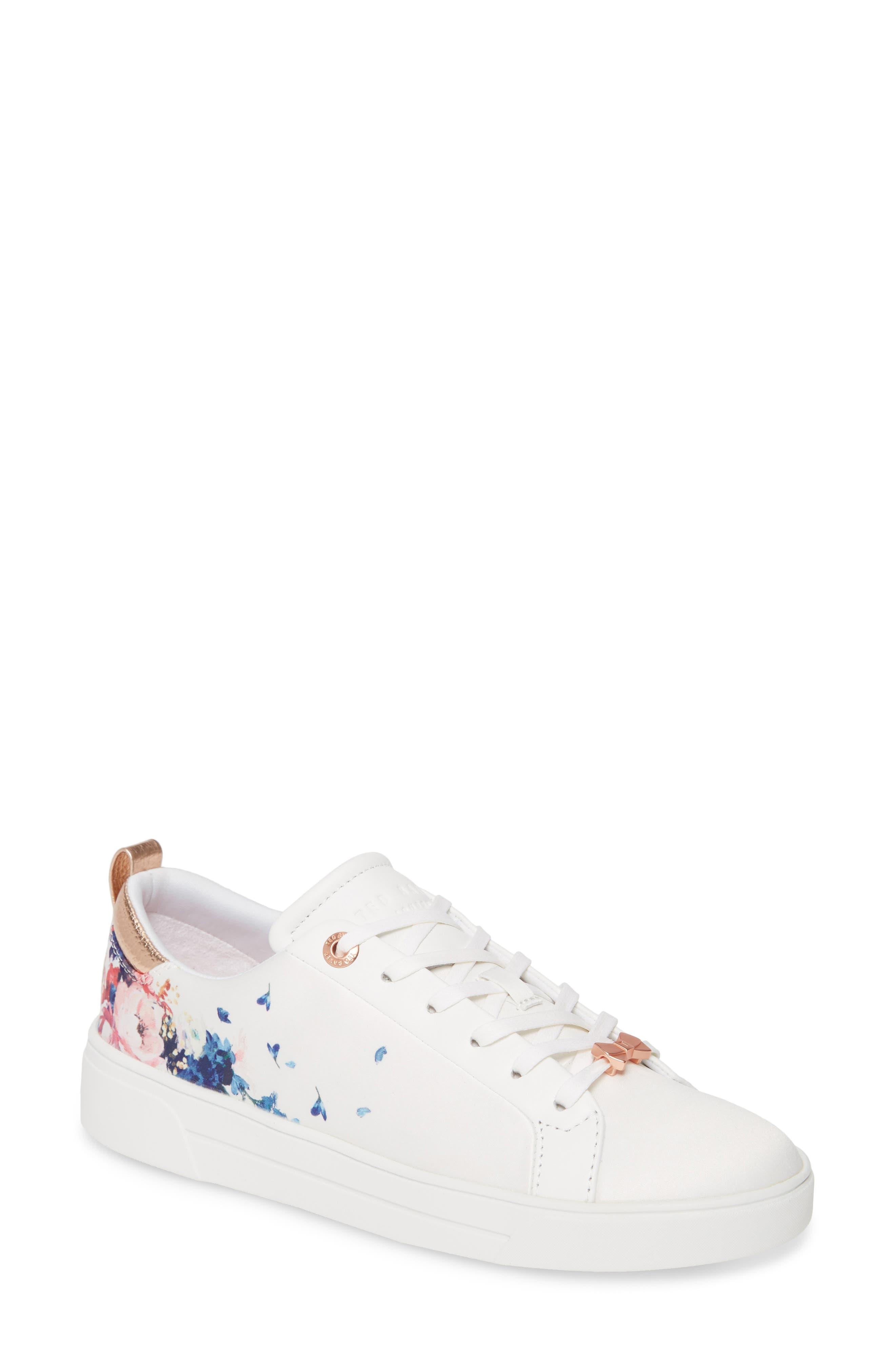 Ted Baker London Jymina Sneaker, White