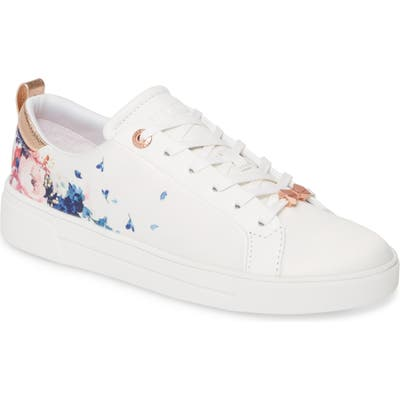Ted Baker London Jymina Sneaker, White