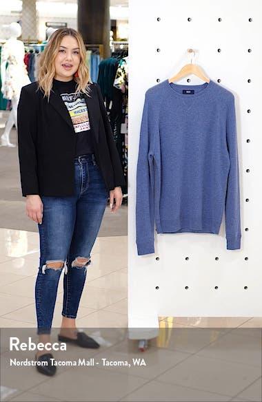 Crewneck Cashmere Sweater, sales video thumbnail
