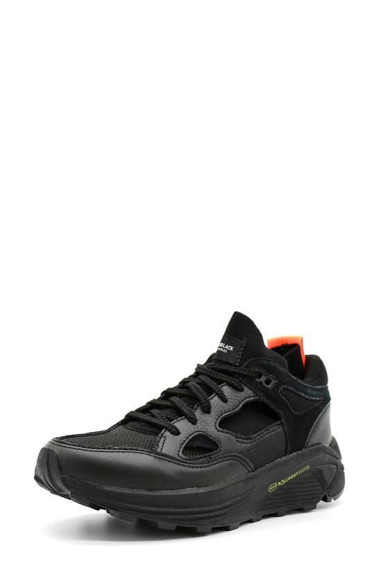 Brandblack Aura Sneaker In Black