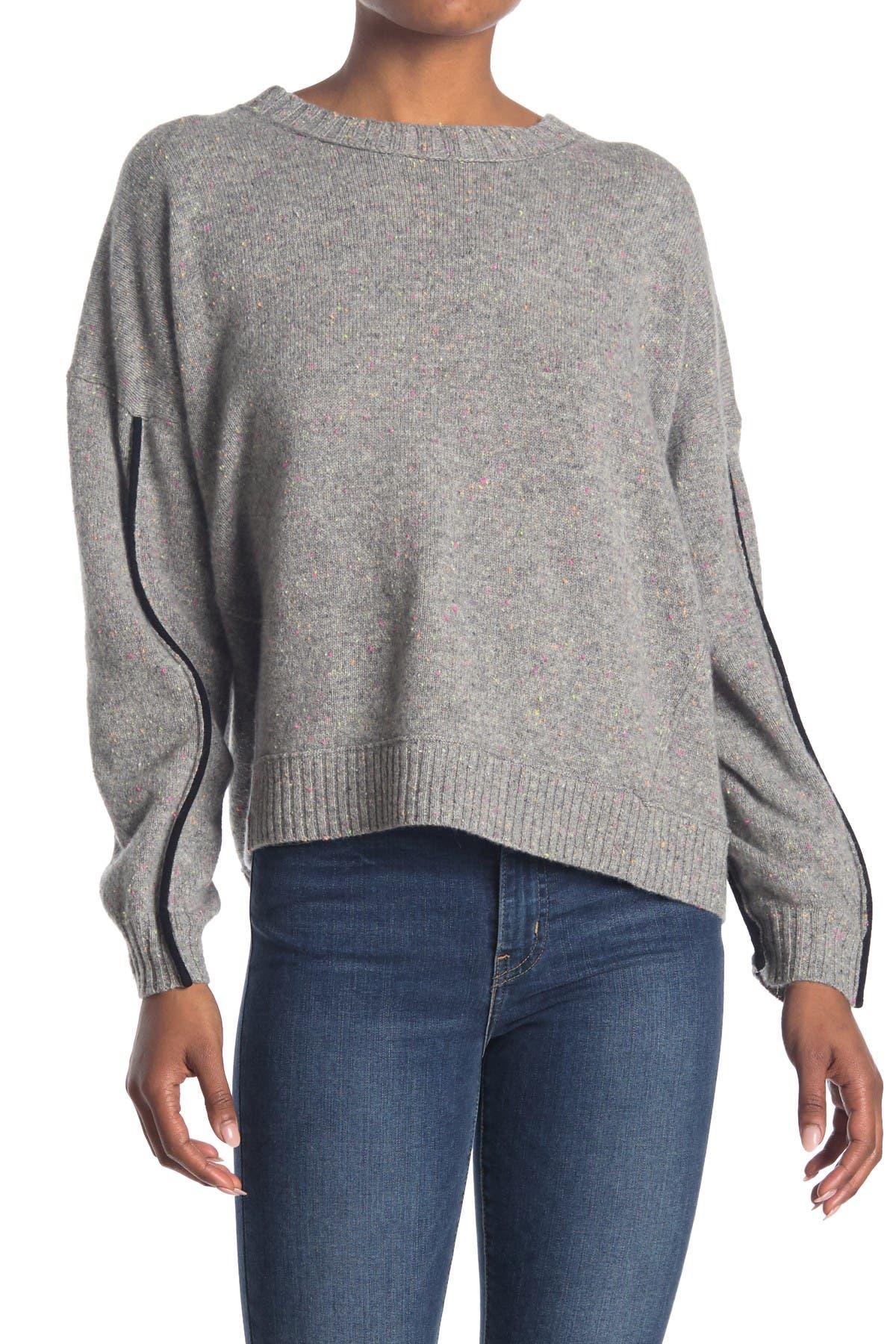 Image of Brochu Walker Luci Cashmere Pullover Sweatshirt