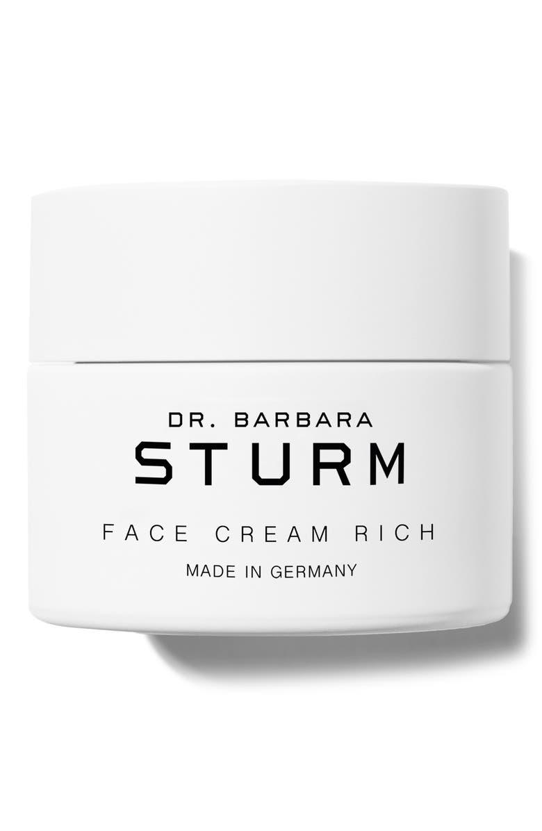 DR. BARBARA STURM Face Cream Rich for Women, Main, color, NO COLOR