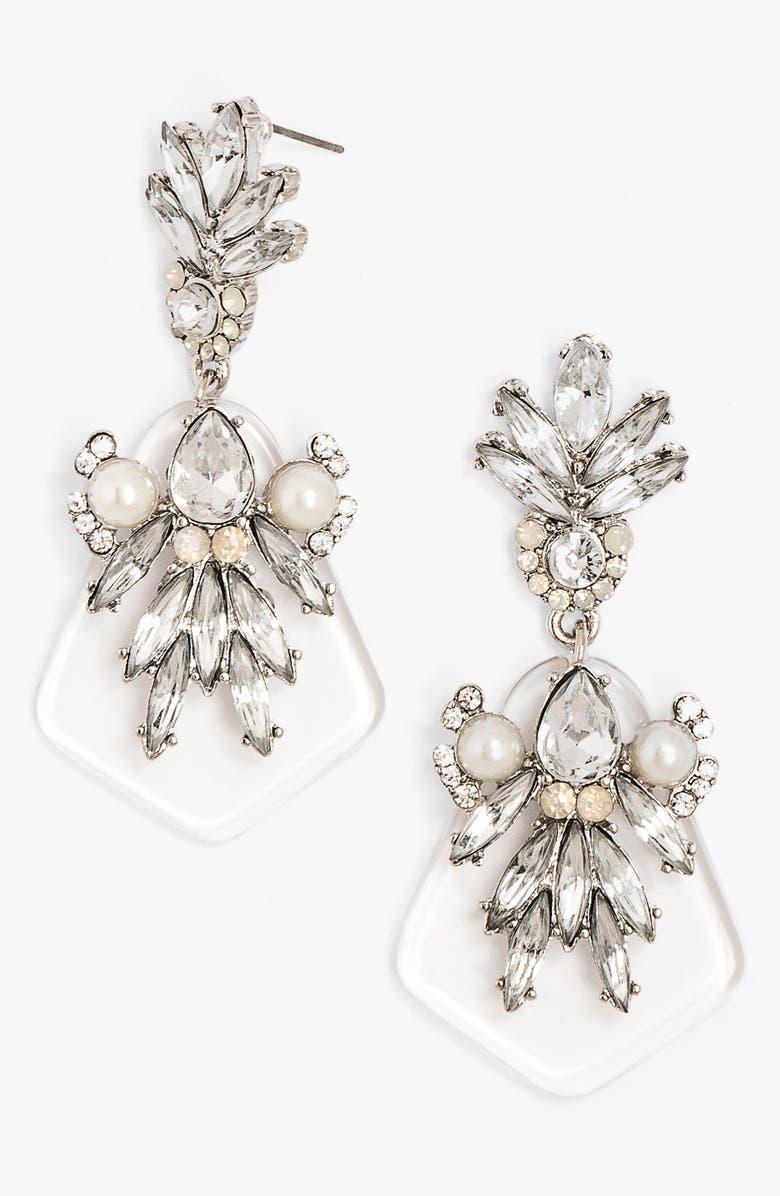 BAUBLEBAR 'Isabella' Drop Earrings, Main, color, 001