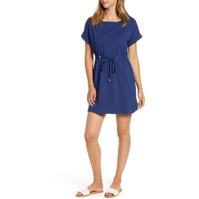 Tommy Bahama Veranda Knit Minidress, Blue