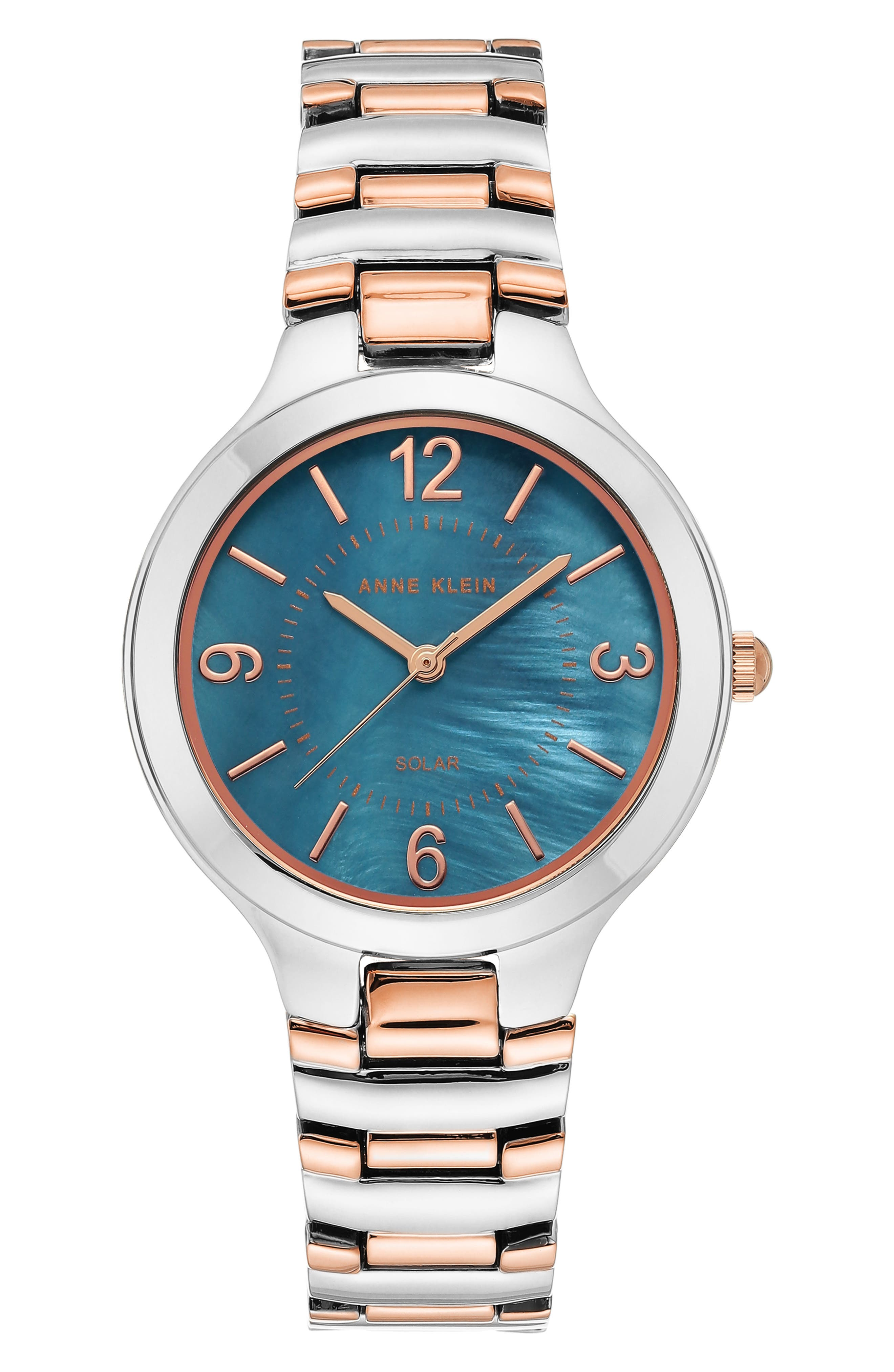 Considered Solar Power Bracelet Watch