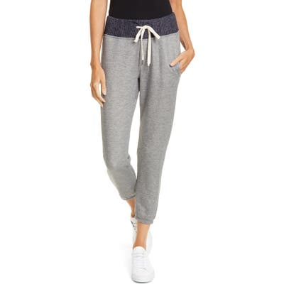 Nsf Clothing Sayde Sweatpants, Grey