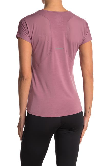 Image of ASICS V-Neck Short Sleeve Top