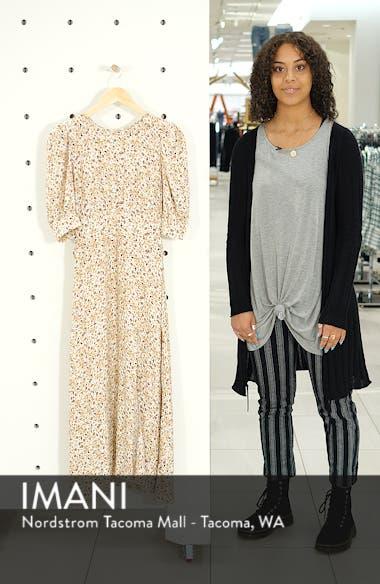 Lala Midi Dress, sales video thumbnail