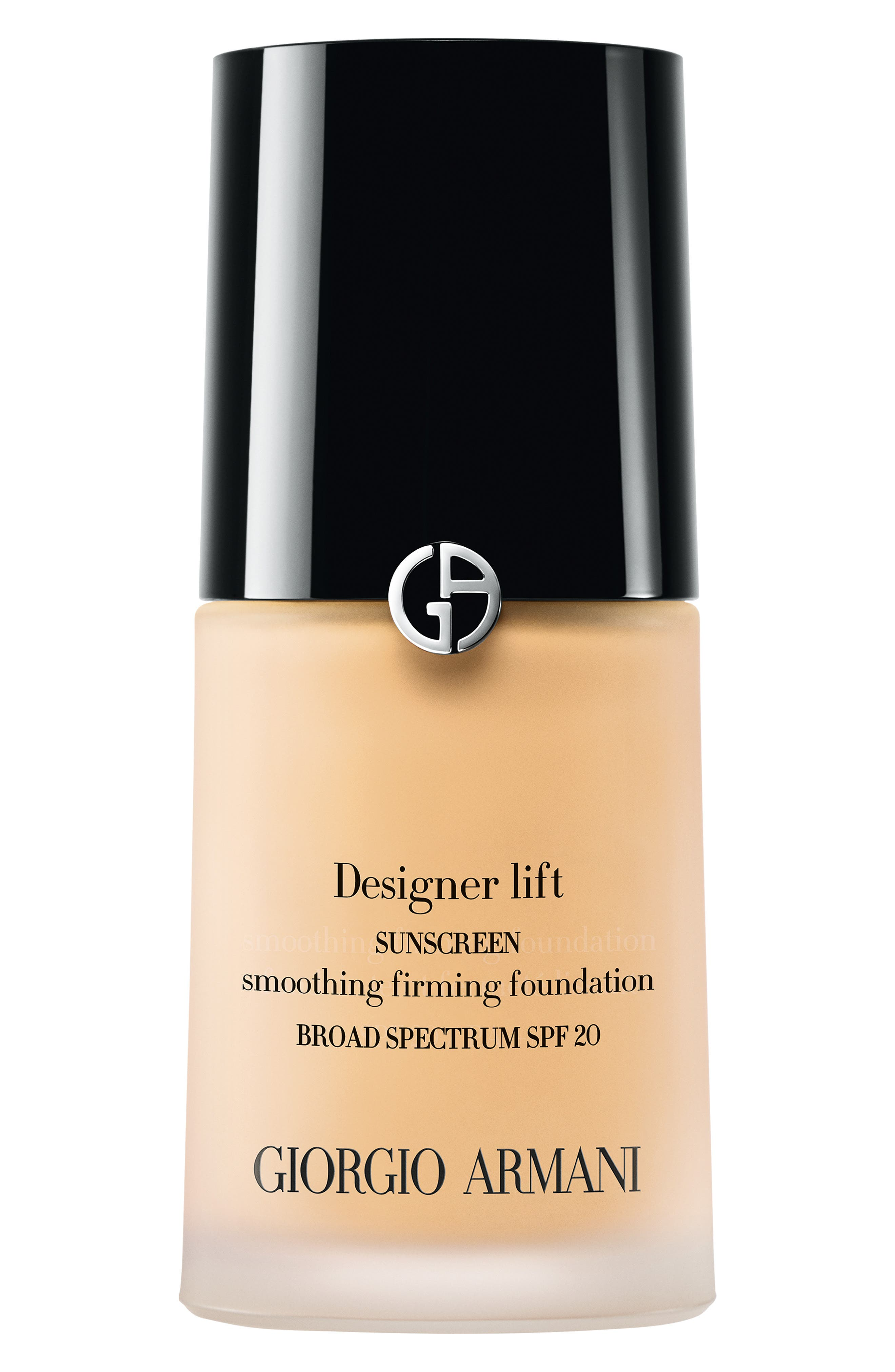 ,                             Designer Lift Smooth Firming Foundation SPF 20/PA +++,                             Main thumbnail 1, color,                             02 LIGHT/WARM