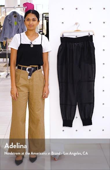 Sheer Sweatpants, sales video thumbnail