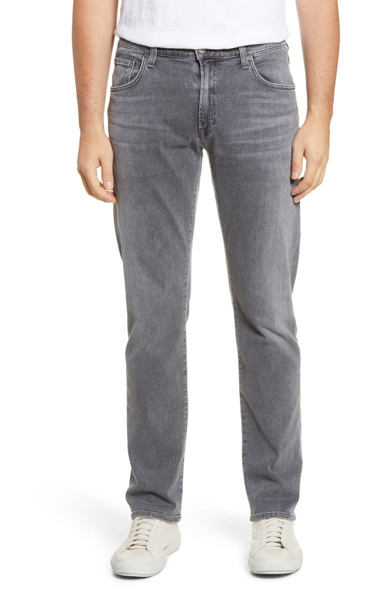 CITIZENS OF HUMANITY Gage Slim Straight Leg Jeans, Main, color, 020