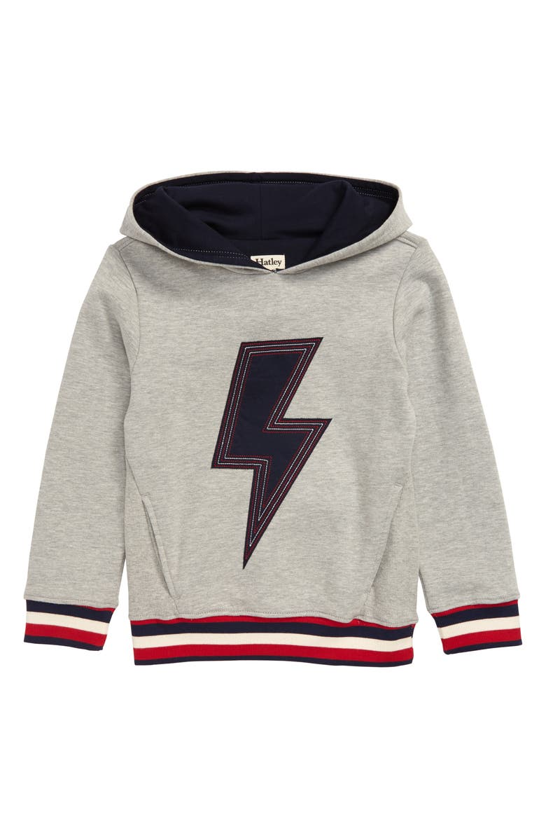HATLEY Lightning Flash Hoodie, Main, color, 020