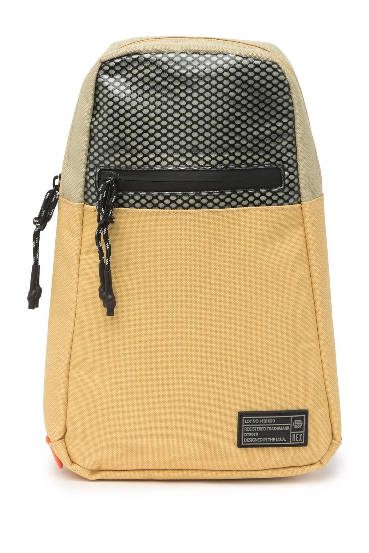 Image of Hex Accessories Single Strap Backpack