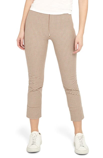 Theory Cottons SKINNY CROP LEGGINGS