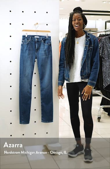 7 For All Mankind Kimmie Straight Leg Jeans, sales video thumbnail