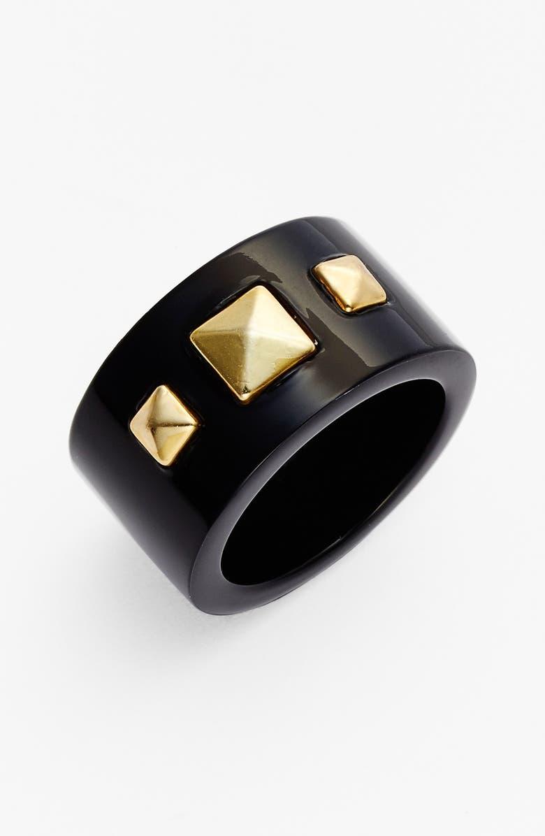 L. ERICKSON 'Freda' Studded Ring, Main, color, 001