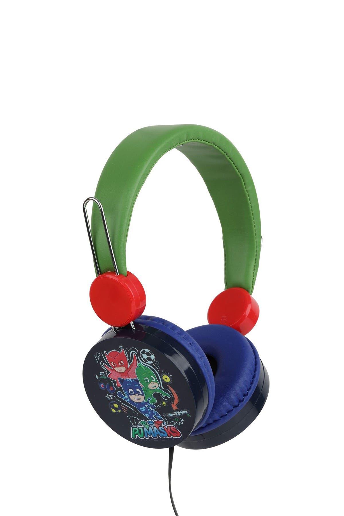 Image of VIVITAR PJ Mask Kids Safe Headphones