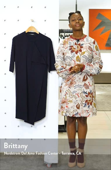 Tumbell Sweater Dress, sales video thumbnail