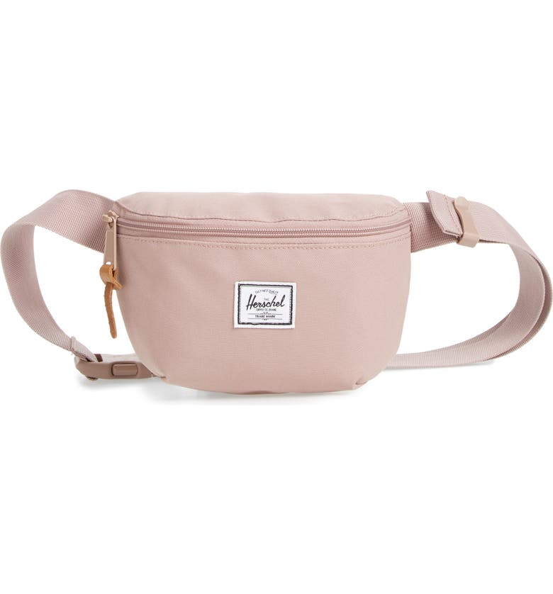 HERSCHEL SUPPLY CO. Fourteen Belt Bag, Main, color, ASH ROSE