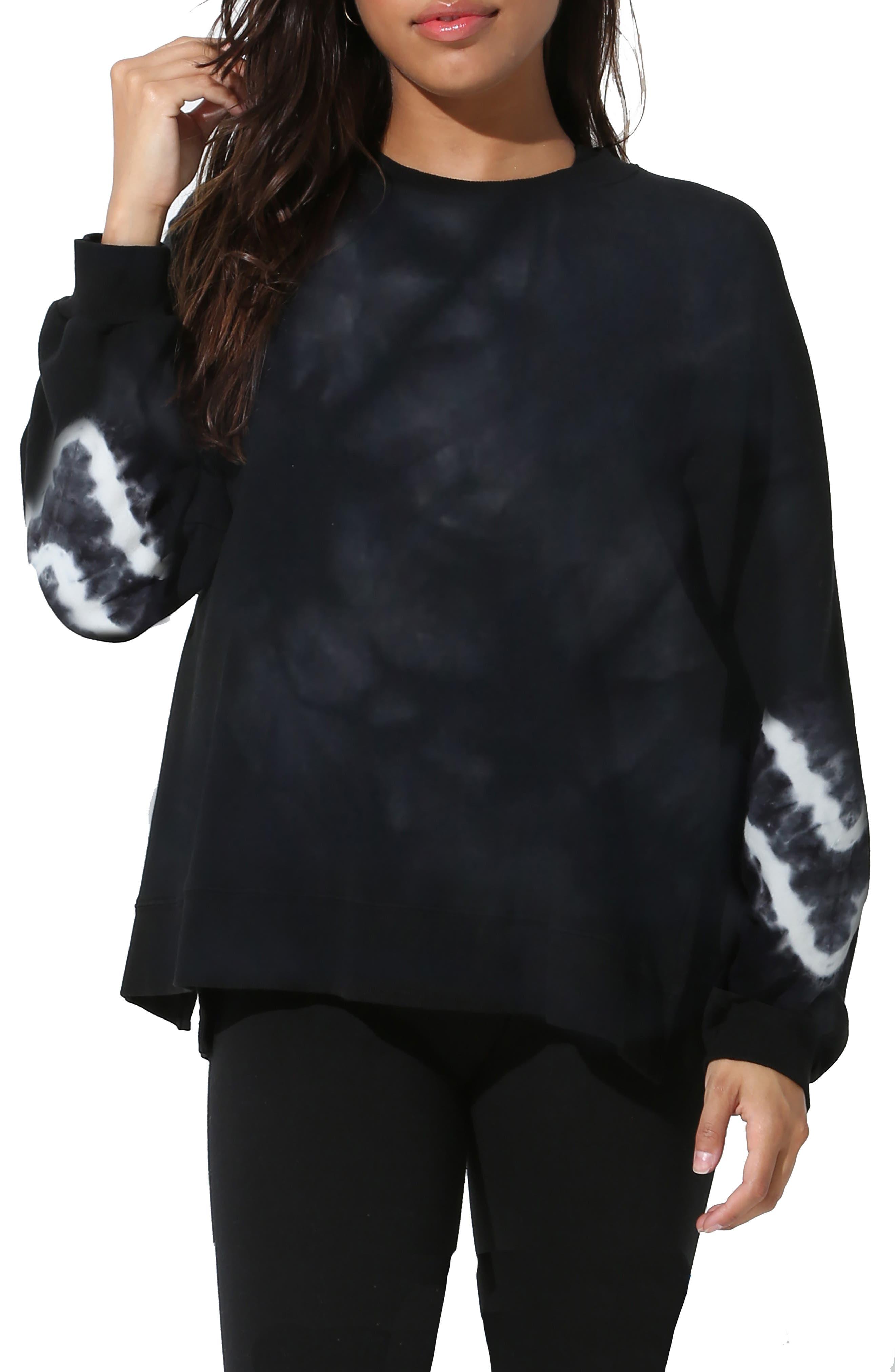 Neil Chevron Sleeve Sweatshirt