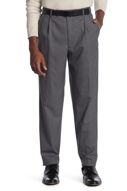 Image of JB BRITCHES Wool Blend Suit Separates Trouser