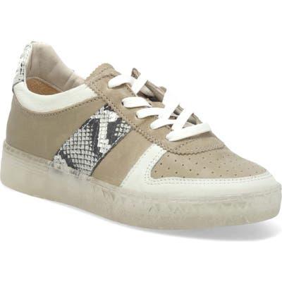 Miz Mooz Flip Platform Sneaker - Green