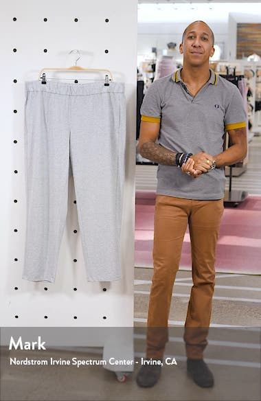 Tapered Melangé Ankle Pants, sales video thumbnail