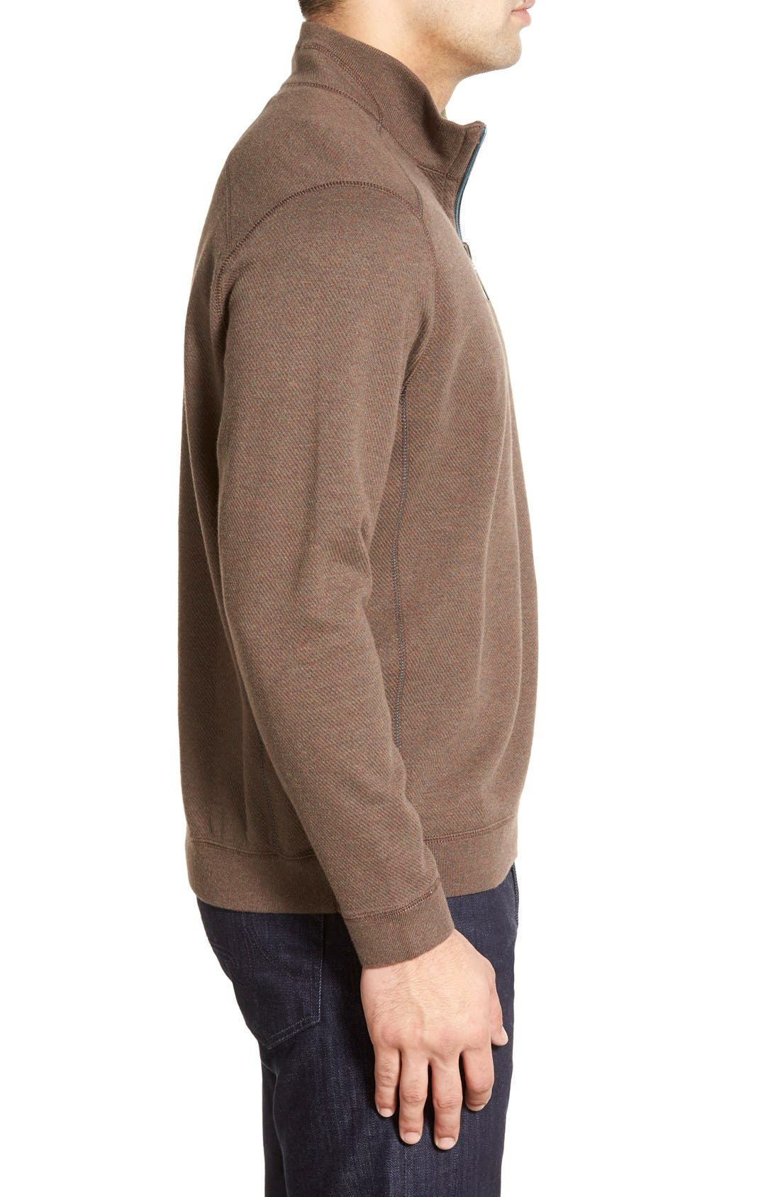 ,                             'Flip Side' Reversible Quarter Zip Pullover,                             Alternate thumbnail 34, color,                             201