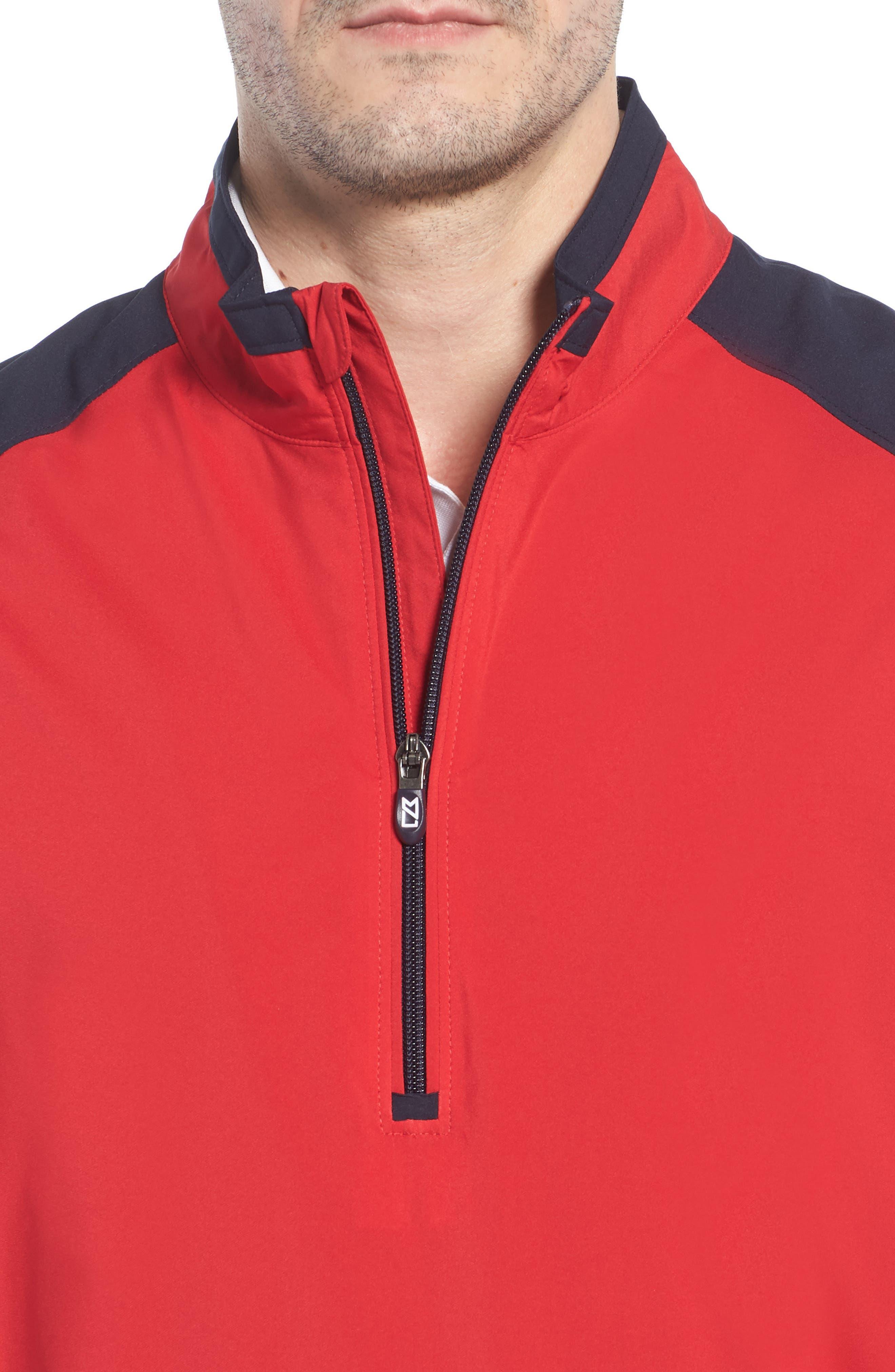 ,                             'Summit' WeatherTec Wind & Water Resistant Half Zip Jacket,                             Alternate thumbnail 10, color,                             400